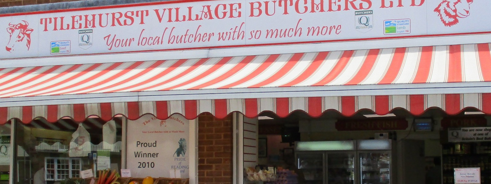 Tilehurst Village Butchers Ltd