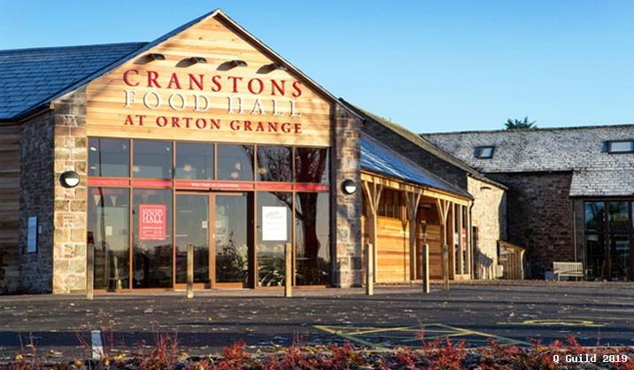 Cranstons Orton Grange Food Hall