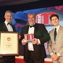Members recognised at recent Meat Management Awards