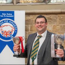 Q Guild Members Awards Haul at British Pie Awards 2020