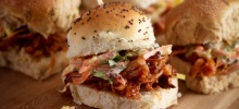 BBQ Pulled Pork Sliders