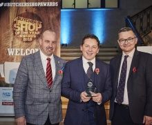 Q Butchers shine again in 2016 Butcher�s Shop of the Year Awards final