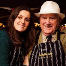 Third generation Ella Kelly joins family turkey business